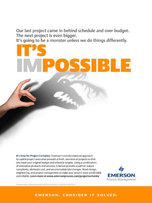 Emerson Advertisement Design Graphic