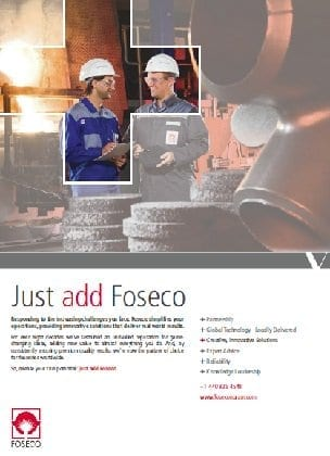 Advertisement for Fosco
