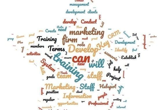 Graphic: Industrial Marketing Management Word Cloud