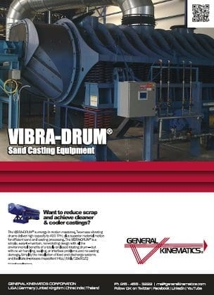 Advertisement Design for Vibra-Drum