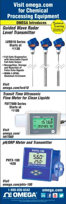 Omega Process Equipment Marketing Image