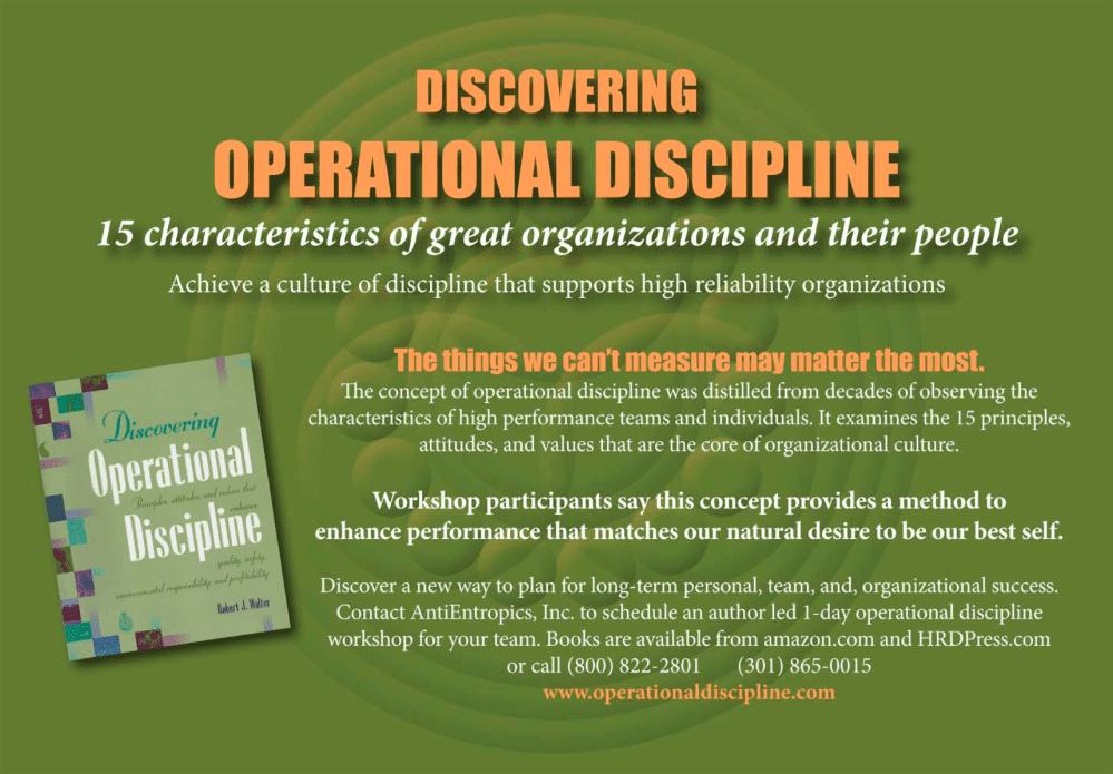 Operational Process Equipment Marketing Image