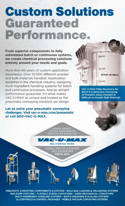 Vac-u-Max Process Equipment Marketing Image