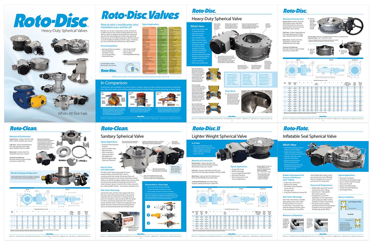 Industrial Advertising Brochure